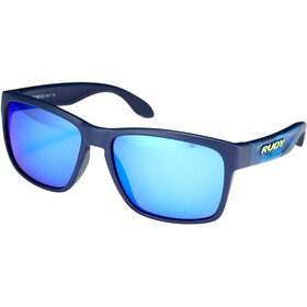Rudy Project Spinhawk Occhiali, neo camo blue - rp optics multilaser blue